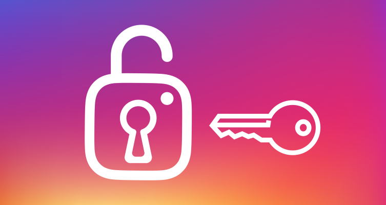 How to recover a disabled Instagram account