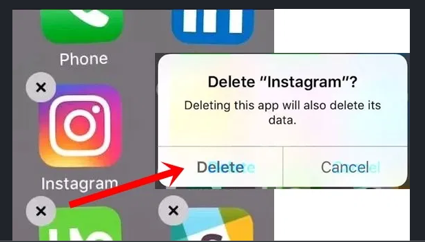 fix Instagram sign up error iPhone