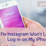 How to Fix Instagram Won't Let Me Log in on My iPhone