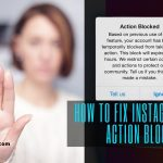 How to Fix Instagram Action Blocked